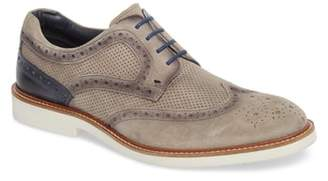 Kenneth Cole New York Shaw Perforated Wingtip Derby