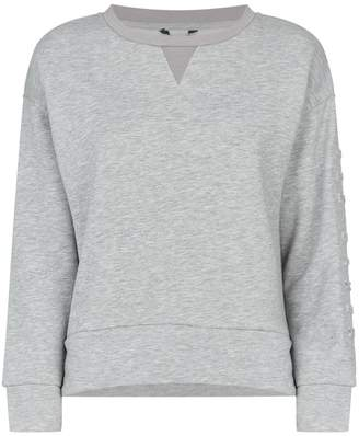 Ted Baker Lolii Embossed Logo Sweater