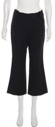 Michael Kors Mid-Rise Cropped Pants