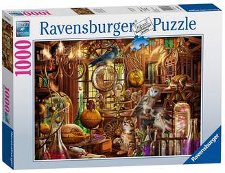 Ravensburger The Magicians Study 1000 Piece Jigsaw Puzzle