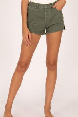 Amuse Society Sage Cutoff Shorts