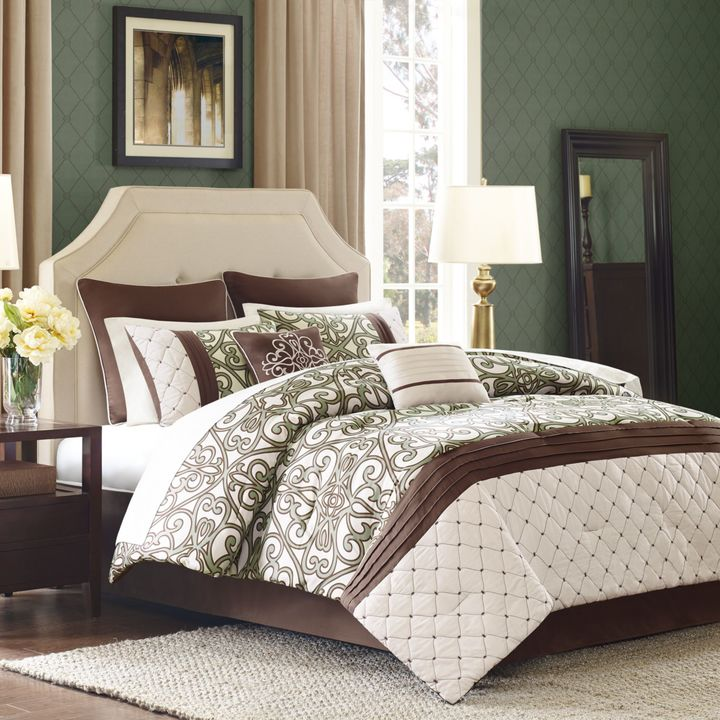 Bed Bath & Beyond Monica Comforter Set