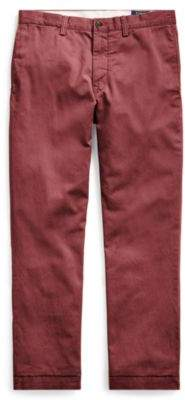 Ralph Lauren Classic Fit Cotton Chino Mulberry 32