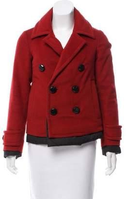DSQUARED2 Wool-Blend Jacket