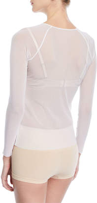 Cosabella Soire Raglan Long-Sleeve Top