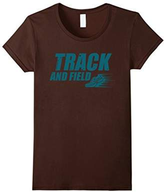 Track And Field High School Runner's Gift T-Shirt