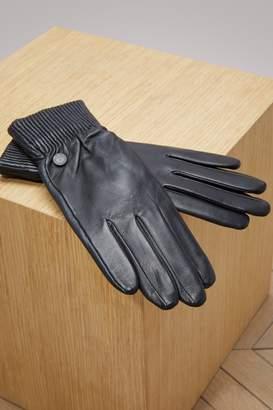Canada Goose Leather Rib Glove
