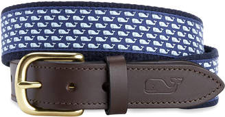 Vineyard Vines Boys Vineyard Whale Club Belt