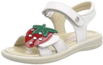 Naturino Girls' 6048 T-Bar Sandals,10UK Child