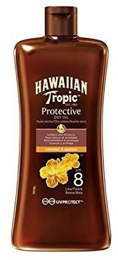 Hawaiian Tropic Mini Protective Dry Oil SPF 8 100 ml