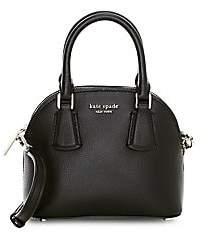 Kate Spade Women's Mini Sylvia Dome Leather Satchel