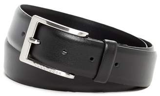 BOSS Plain Leather Belt
