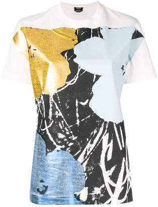 Calvin Klein printed graphic T-shirt