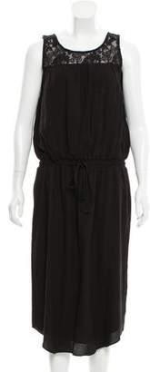 Joie Sleeveless Midi Dress