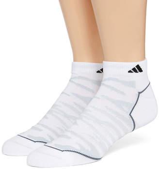 adidas 2 Pair Low Cut Socks-Mens