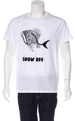 Vilebrequin Felt Fish T-Shirt w/ Tags