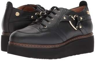 Love Moschino Platform Oxford Women's Shoes