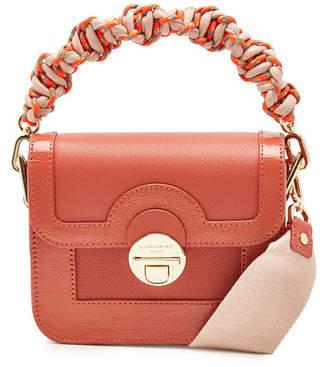 Liebeskind Berlin Clasp S Leather Crossbody Bag