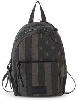 John Varvatos Gibson Flag Backpack