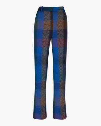 Missoni New York Check Wide Leg Trouser