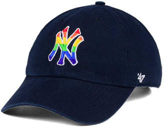 '47 New York Yankees Pride Clean Up Cap