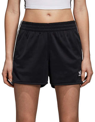 adidas Three-Stripe Shorts