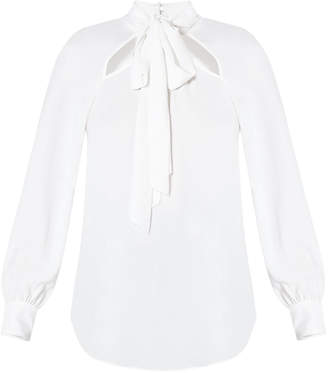 Veronica Beard Teel Blouse