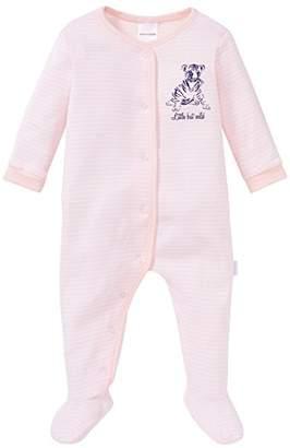 Schiesser Baby Anzug mit Fuß Clothing Set