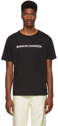 Bianca Chandon Black Tom Bianchi Edition Bianchi Chandon T-Shirt
