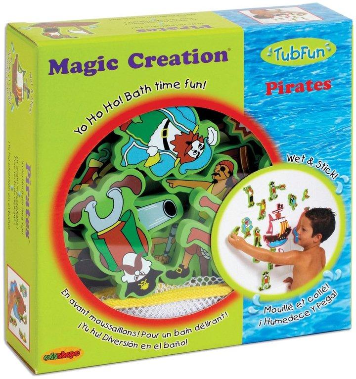 Edushape Magic Creations Bath Playset - Pirate