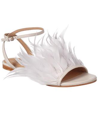 Pour La Victoire Layla Leather Sandal