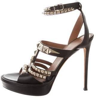 Givenchy Platform Studded Sandals