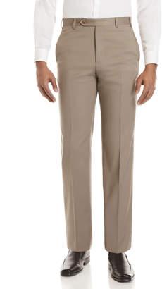 Zanella Tan Wool Pants