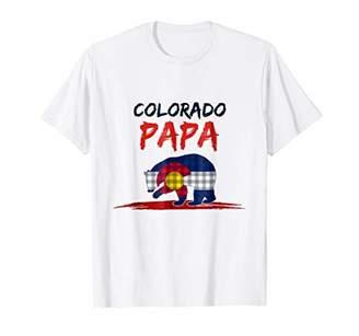 Buffalo David Bitton Mens Red Plaid Colorado Papa Bear Pajama Tshirt