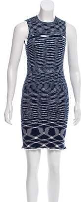 See by Chloe Sleeveless Knit Mini Dress