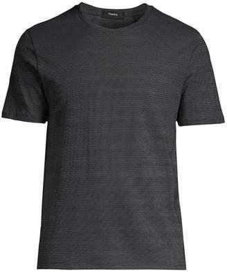 Theory Gamma Jacquard T-Shirt