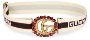 Gucci Marmont Elasticized Belt