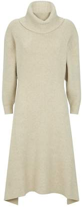 Pringle Knitted Rollneck Dress