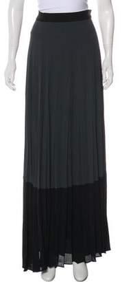 A.L.C. Maxi Wrap Skirt