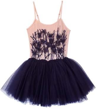TUTU DU MONDE - Girl's Dusky Delight Tutu Dress