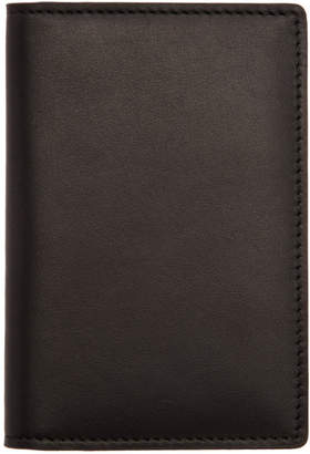 Common Projects Black Portfolio Wallet
