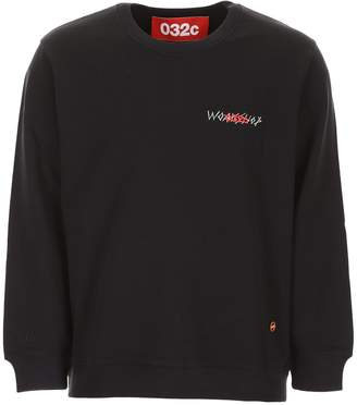 032c Sweatshirt With Embroidery