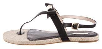 Louise et Cie Leather Thong Sandals