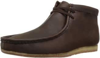 Clarks Men's Wallabee Step Boot Chukka Boot
