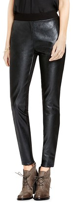 Two by VINCE CAMTUO Faux Leather Leggings $79 thestylecure.com
