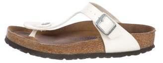 Birkenstock Glitter Thong Sandals
