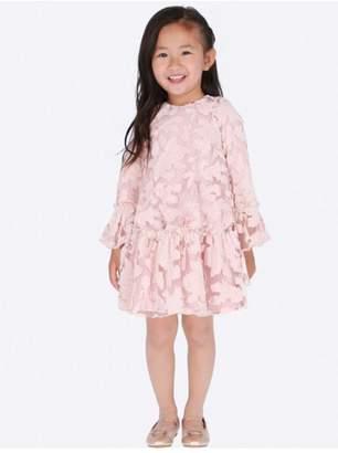 Mayoral Lace Applique Dress
