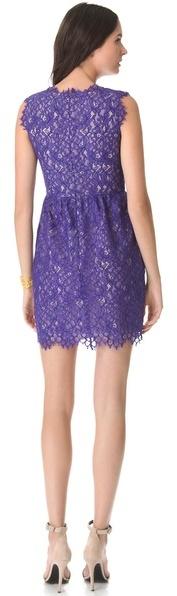 Shoshanna Lace Sierra Dress