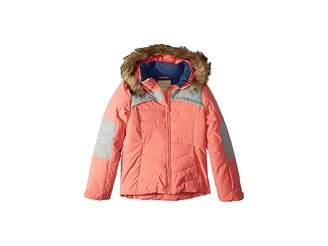 Roxy Kids Bamba Jacket (Big Kids)