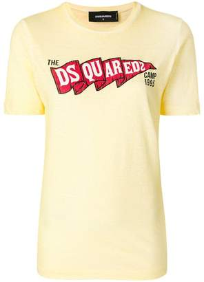 DSQUARED2 Camp T-shirt